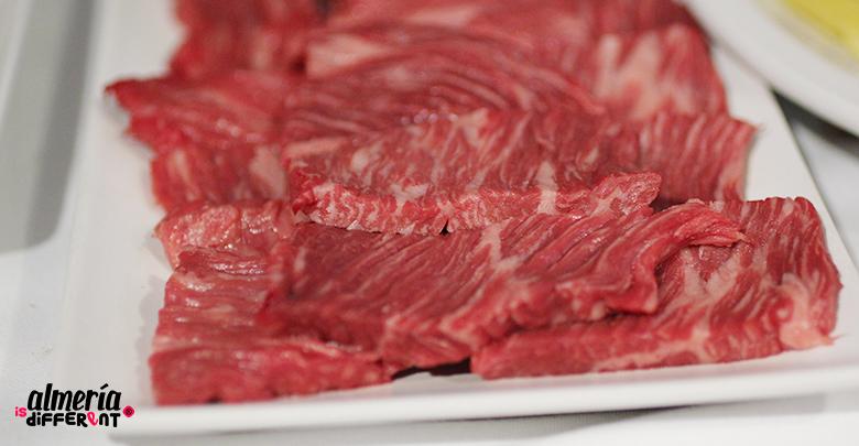 Carne de Wagyu en la Dehesa Gastronómica