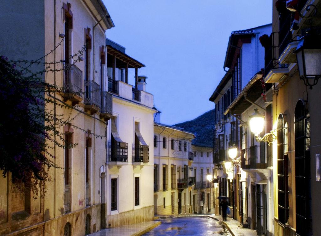 Calle del Agua de Berja (Alpujarra)