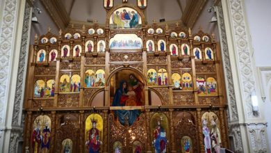 Altar de La Sagrada Familia, Almería