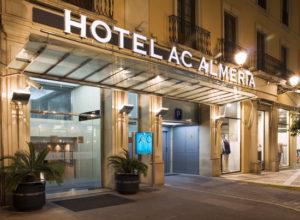 AC Hotel Almería.