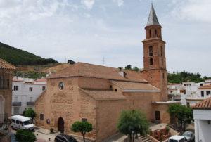 Iglesias de San Andrés en Fondón, Almería. Fuente. Almería360