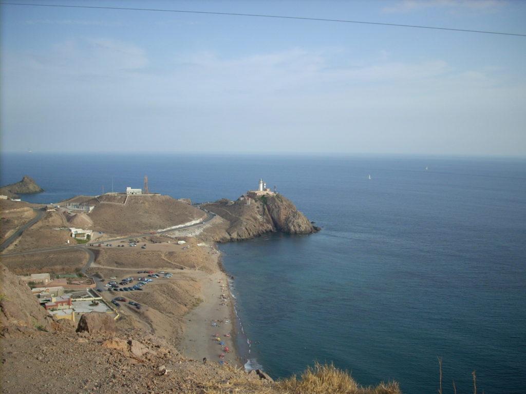 Panorámica Cabo de Gata
