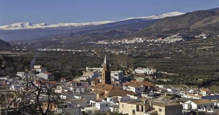 Comarca de Fondón, Almería. Fuente. Descubre Alpujarra