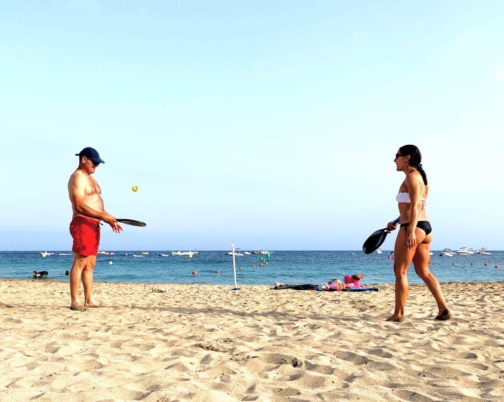 Las palas - Juegos de playa