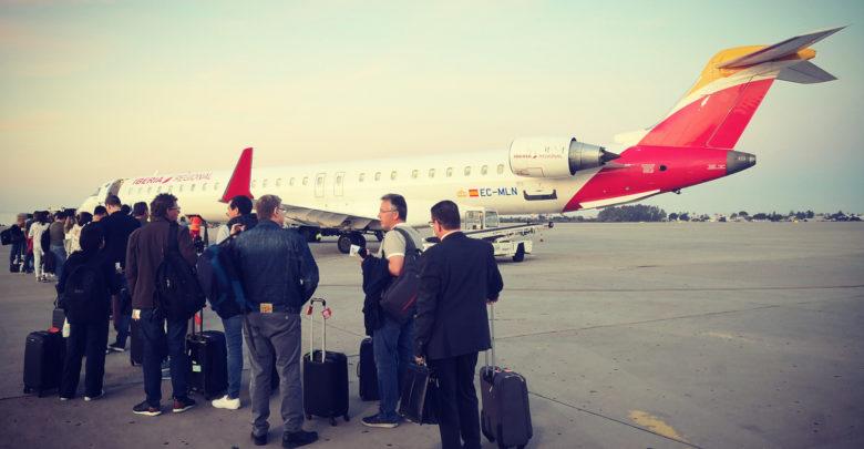 Vuelo desde Aeropuerto de Almería
