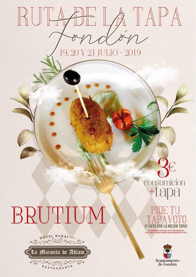 La marmita de Ahlam: Tapa Brutium