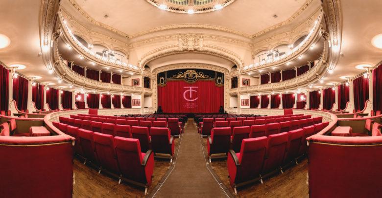 Teatro Cervantes interior