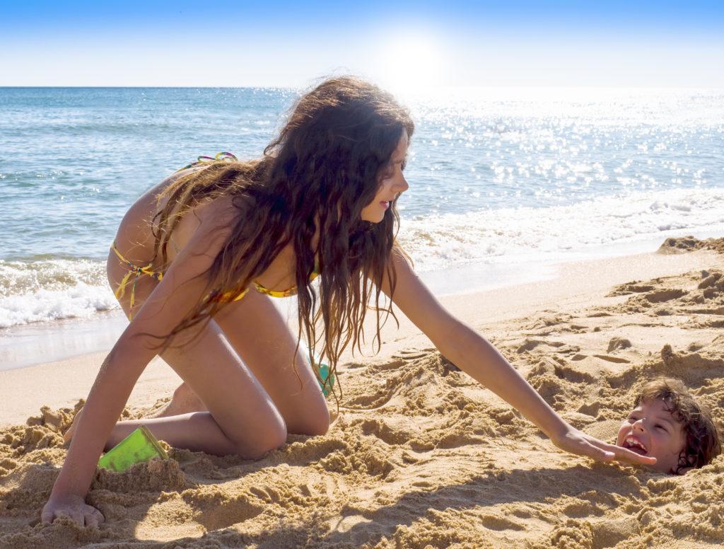Arenas Movedizas - Juegos de playa