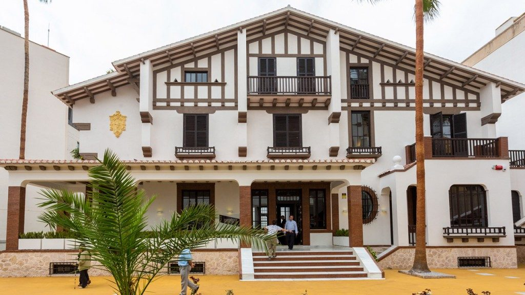 museo doña pakita Almería