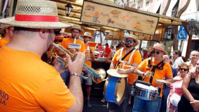 Feria de Almería en el centro