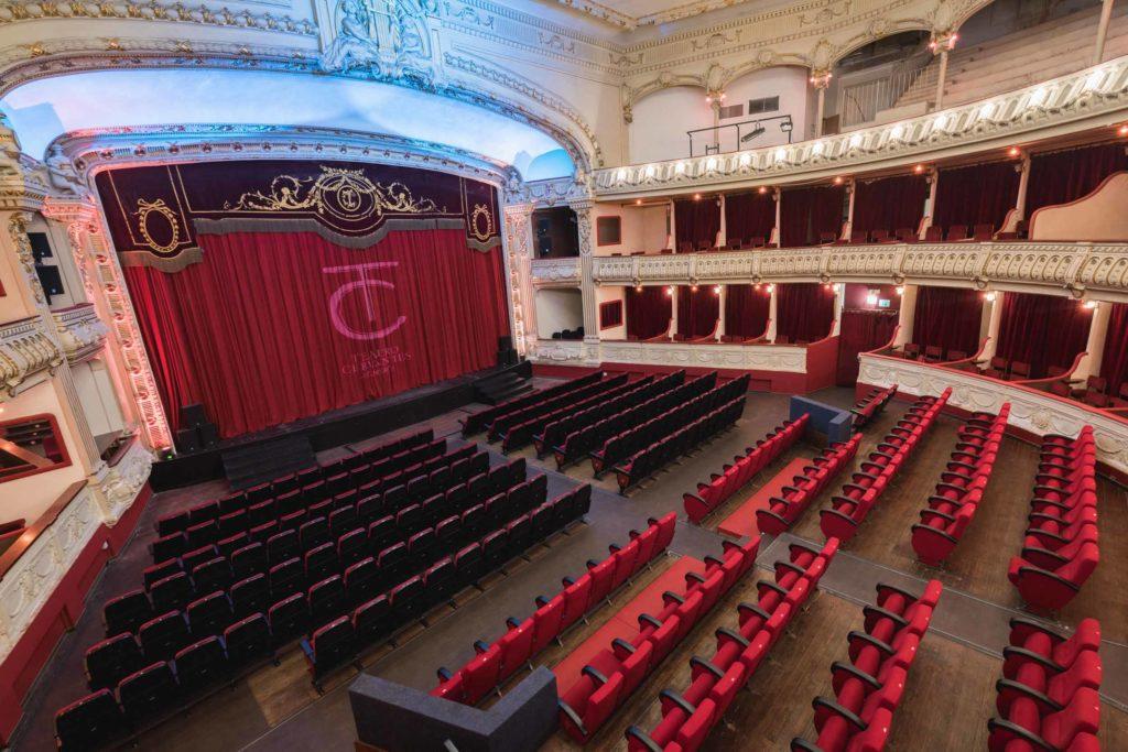 Estudiar interpretación en el Teatro Cervantes