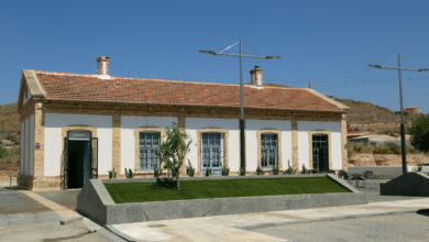 Photo of La vieja estación de Almanzora restaurada como atractivo turístico