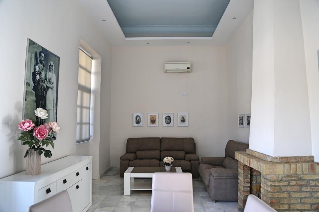 Interior Estación de Almanzora (Cantoria)