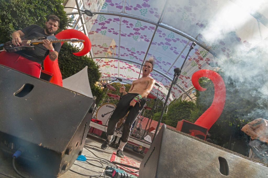 En la playa, en el centro de la ciudad o frente al Cable Inglés, cuatro días de conciertos en directo gratuitos enmarcados en el Cooltural Fest