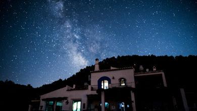 Photo of Cena con estrellas, cita (G)Astronómica en Sierra de los Filabres