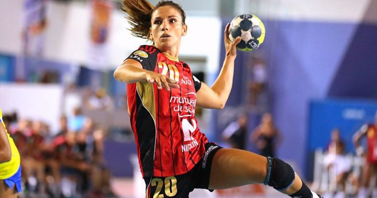 Carmen Martín - balonmano