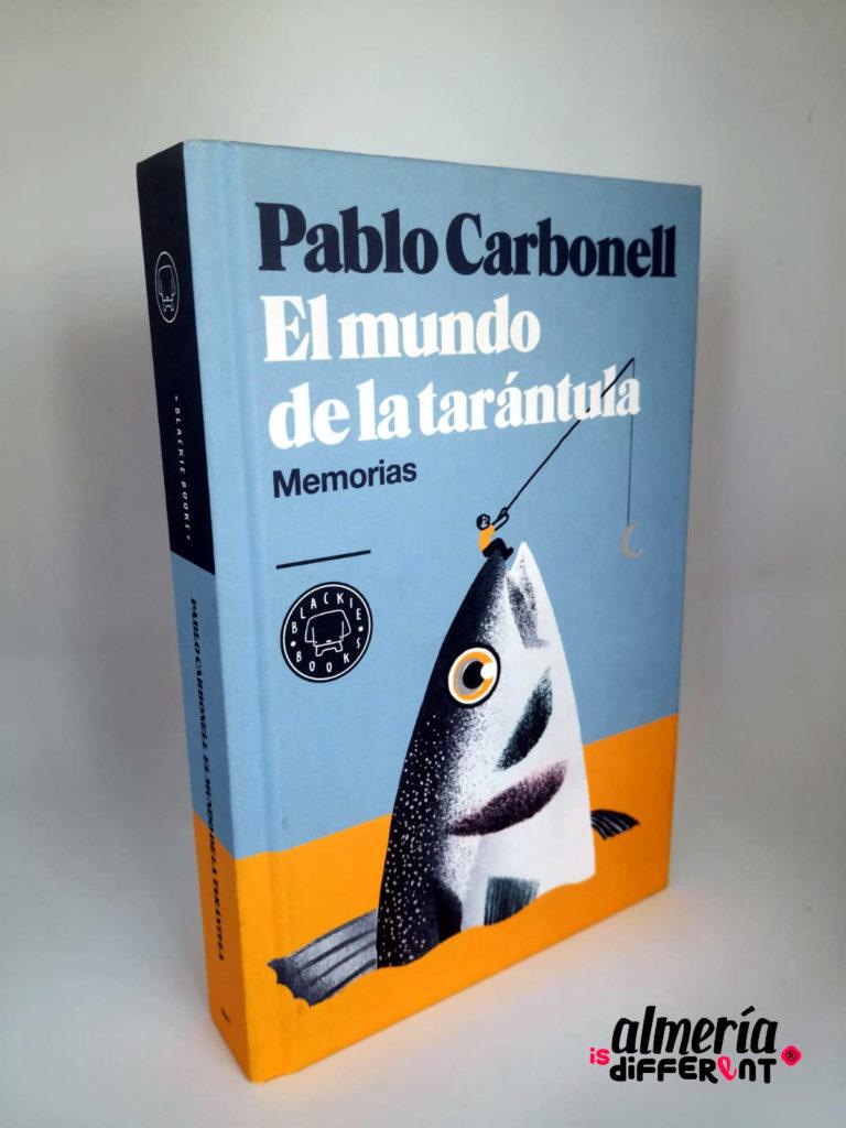 Pablo Carbonell - El mundo de la tarántula