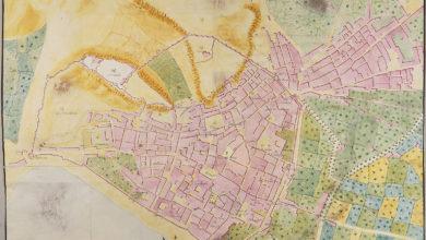 Photo of 'Amigos de la Alcazaba' recupera y devuelve un plano robado de la Almería de 1842