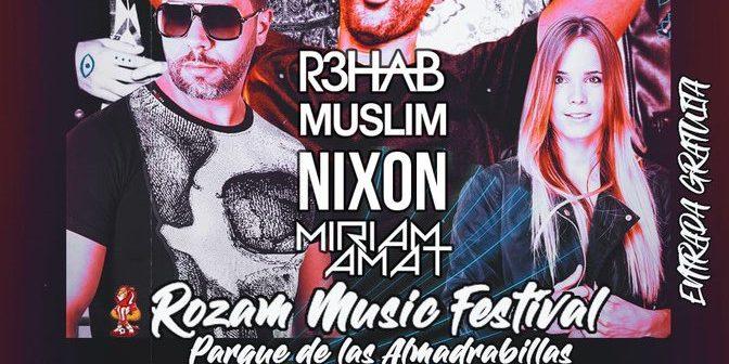RozamMusicFestival