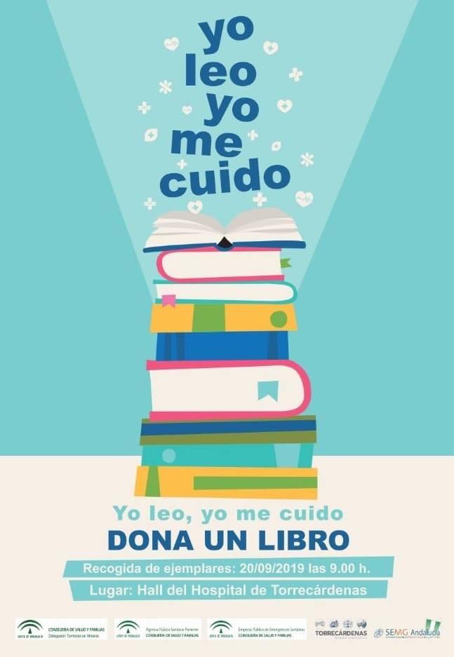 biblioterapia en Torrecárdenas