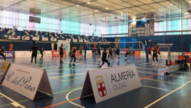 Photo of El voleibol en Almería, de sobresaliente