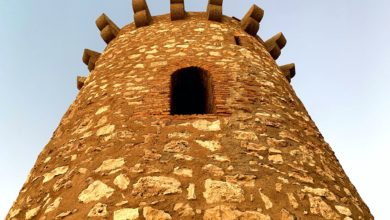 Photo of Condones, cristales… bienvenidos al mirador de la Torre de Torrecárdenas