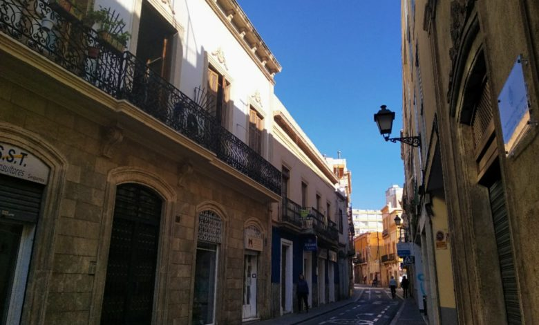 calles de Almería