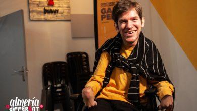 """Photo of Telmo Irureta: """"Vivo atado a una silla de ruedas, pero no hay quien me pare"""""""