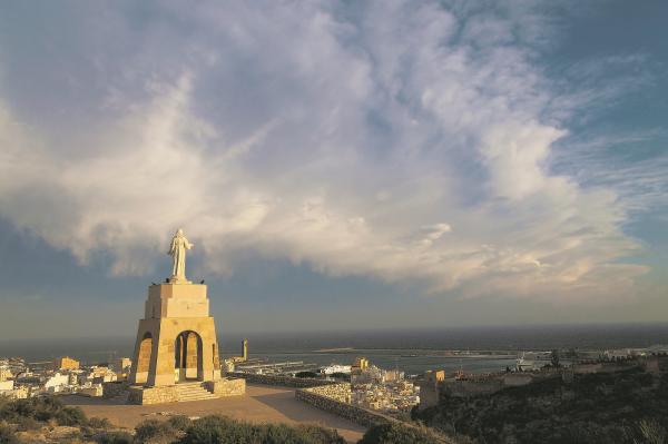 casco histórico de Almería