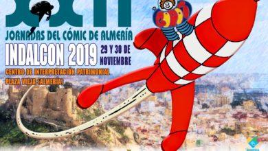 Photo of Almería se llena de viñetas con las Jornadas del Cómic Indalcon 2019