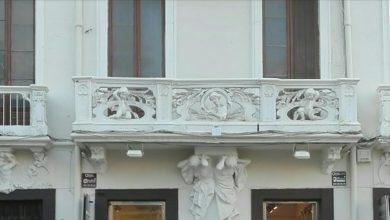 Photo of Atlantes y Cariátides en fachadas Almerienses