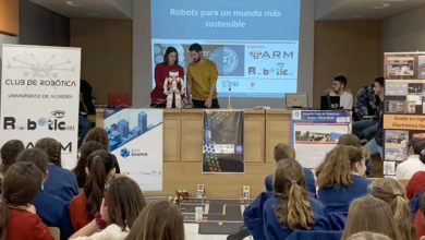 Photo of Los robots se pasean por el instituto