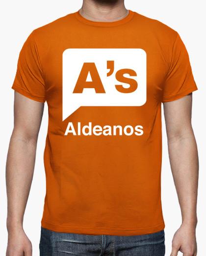 Aldeanos-camiseta