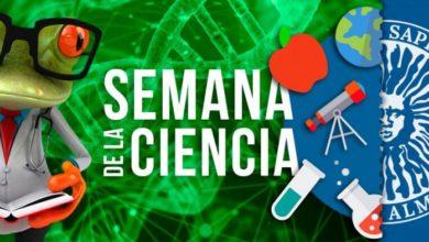 Photo of Medio centenar de actividades en la Semana de la Ciencia de la UAL
