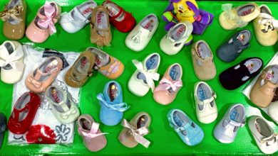 Photo of Bautizos: los zapatos más adorables de sus vidas