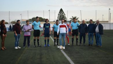 Photo of Homenaje al 'hombre récord' en La Mojonera