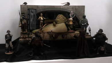 Photo of 'Star Wars from Almería', una expo de otra galaxia