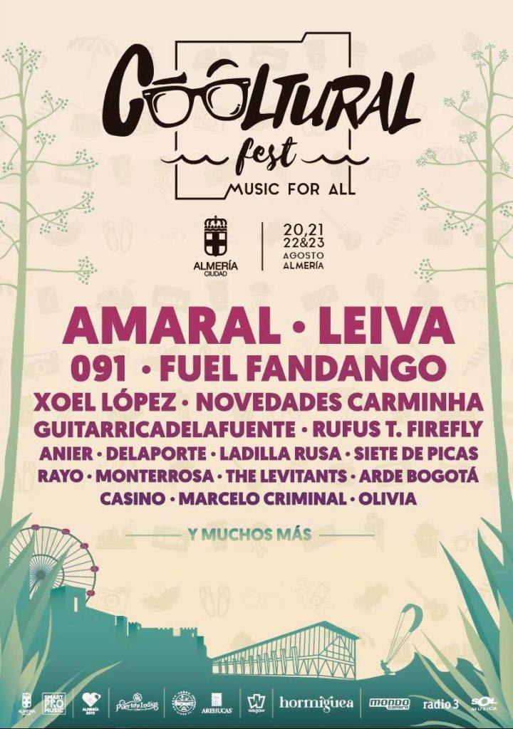 Festivales almerienses