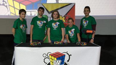 Photo of Tercer puesto para La Salle en el Interescolar del Cubo de Rubik's