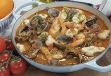 Photo of La receta de la bullabesa de Almería se cuela en la tele británica