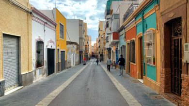 Photo of Tres calles del centro de Almería estrenan 'look'