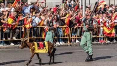 Photo of ¿Por qué La Legión tiene una cabra de mascota?