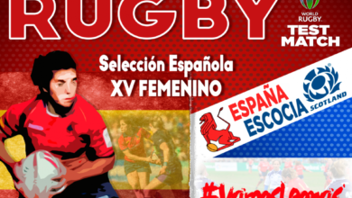 Photo of Las 'Leonas' de la Selección Española de rugby vienen a ganar en Almería