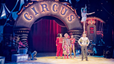 Photo of 'Circlassica', un elegante homenaje al circo tradicional