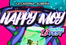Photo of Happy Moy Fest celebra su edición de invierno a puro rock