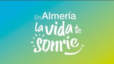 Photo of 'En Almería la vida te sonríe', slogan de la capital para Fitur 2020