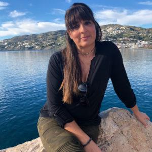 Photo of Esther López Costarrosa